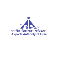 Airport Authority of India Lofo with white background