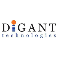 DIGANT technologies Company logo with white background