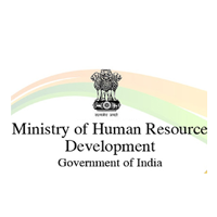 Ministry of Human Resource development logo