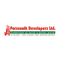 Parsvnath Developers Ltd Company logo with there Tagline