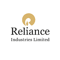 Reliance Industries Logo in black color
